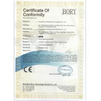 Guangzhou Hongxiang Audio Equipment Co.,Ltd Certifications