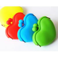 Wholesale Heart shape makeup bag, Silicon Coin Purse, phone bag with multi size for sealed bag from china suppliers