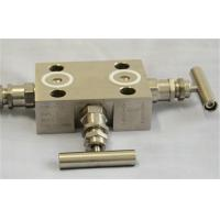 Wholesale Industrial Chinese valve manifolds , of 3 way valve manifold pressure up to 6000psi from china suppliers