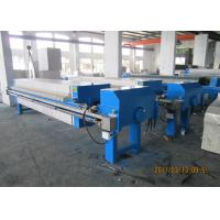 Wholesale Stainless Steel Chamber Plate & Frame Filter Press Polypropylene Plate Size 800mm from china suppliers