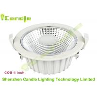 Wholesale Waterproof COB 4 Inch Dimmable Led Downlights 9W , High Lumen 720LM CE RoHS from china suppliers