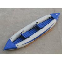 Wholesale High Speed Inflatable Touring Kayak , 2 Man Inflatable Kayak For Racing from china suppliers