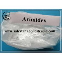 Wholesale Anastrozole Powder Legal Raw Steroid Powders Arimidex For Treatment of advanced breast cancer from china suppliers