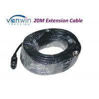 Wholesale 4 Pin Aviation Male to Female Aviation Extension Cable for rear view camera system from china suppliers