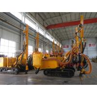 Wholesale JK590 efficient DTH Drilling Rig for Blasthole Drilling , Civil Engineering from china suppliers