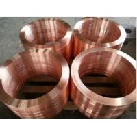 Wholesale TU1/UNS C10200 Copper Forging Pure Copper Motor End Cover from china suppliers