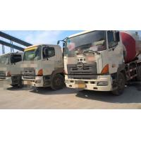Wholesale 2009 700 Hino  used concrete mixer Truck hino Concrete Mixer from china suppliers