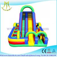 Wholesale Hansel outside playground equipment,obstacle sport game indoor and outdoor from china suppliers