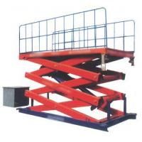 Wholesale Adjustment automobile SJG 0.9 900 kg Hydraulic Lifting Elevating Work Platform from china suppliers