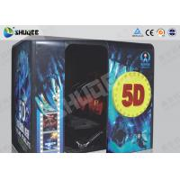 Wholesale Electronic Red / Black 5D Movie Theater Kino With More Than 500 Pecice Films from china suppliers