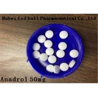 Wholesale Anadrol 50mg Pill Muscle Growth Steroids Oxymetholone Muslce Gain Bodybuilding Cycle from china suppliers