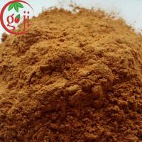 Quality Ningxia Pure Goji Organic Freeze Dried Goji Berry Powder from wolfberry origin for sale