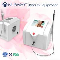 Wholesale Painless Spider Veins Removal Machine 30mhz For Acne Treatment On Legs from china suppliers