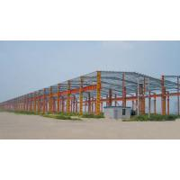 Wholesale Custom Structural Steel Frames and Metal Warehouse Buildings from china suppliers