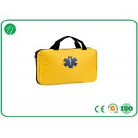 Wholesale Mountaineering First Aid Kit Travel For Hiking , Wilderness First Aid Kit Emergency Use from china suppliers