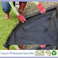 Wholesale Spunbond nonwoven fabric agriculture black plastic film from china suppliers