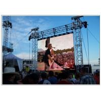 Wholesale LED Outdoor Screen Hire for Stage , Commercial P10 P16 P8 Rent Video Wall Displays from china suppliers