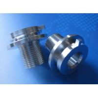Wholesale Customized Aluminum CNC Machine Parts For Toolings , Fixtures , Automation Equipments from china suppliers