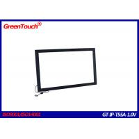 Wholesale Commercial TV USB Port IR Touch Screen Overlay 55 Inch For Advertising from china suppliers