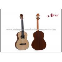 "Wholesale 39"" Solid Spruce / Cedar Top Handcraft Stringed Musical Instruments Guitar Classical ( ACM10 ) from china suppliers"