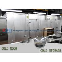 Quality Fish Cooling Freezer Cold Room -25 Degree 150MM PU Insulation Panel for sale