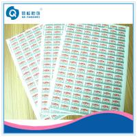 Wholesale Print Sticker Paper A4 Self Adhesive Labels With Various Materials from china suppliers