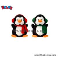 Wholesale Plush Penguin Toy as Promotional Christmas Toy Gift from china suppliers
