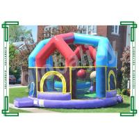 Wholesale Outdoor Wrecking Ball Game / Last Man Standing Inflatable Sweeper Game from china suppliers
