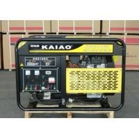 Wholesale OHV 15kva 25L Fuel Tank Air cooled Gasoline Generator Low Oil Alarm System KGE18E from china suppliers