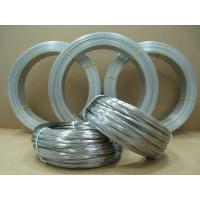 Wholesale Low Carbon Galvanized Iron Wire For Meshes , Galvanized Spring Wires from china suppliers