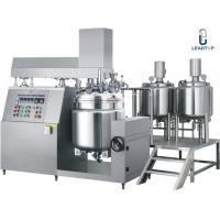 Wholesale Pharmaceutical Ointment Vacuum Emulsifying Machine , Emulsification Equipment from china suppliers