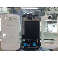 Buy cheap For Samsung Galaxy S3 S4 S5 & LG & HTC  Model  Original & AAAPhone Full Housing Frame Bezel Body Cover Case Housing from wholesalers