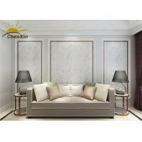 Wholesale Sofa Backdrop Silk Fabric Wall Covering Interior Wall Decor 2.7 Meter Height from china suppliers