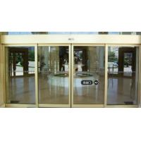 Durable automatic sliding glass doors commercial driver