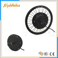 Quality Brushless Gearless 48v 1000w Electric Bicycle Hub Motor With CE Approved for sale