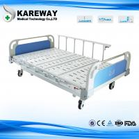 Wholesale Heavy Duty Bariatric Hospital Bed , 1.2m Wide Home Health Care Beds With Wood Head Board from china suppliers