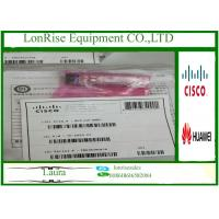 Wholesale 1310nm SFP Optical Transceiver Module , Cisco SFP Gigabit Ethernet Switch Interface GLC-LH-SM from china suppliers