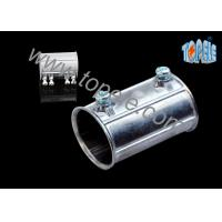 Wholesale Custom Electrical Conduit Fittings Zinc EMT Coupling Used Indoors And Outdoors from china suppliers