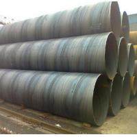 Wholesale Grade X65MB SSAW Steel Pipe Wall Thickness 110Mm Spiral Welded Tube For Oil Pipe from china suppliers