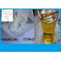 Wholesale CAS 171596-29-5 Cialis Tadalafil Powder Sex Enhancing Drugs For Erectile Dysfunction Treament from china suppliers