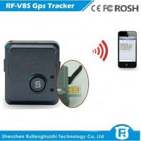 Wholesale Smart manual gps vehicle tracker rohs with noise sensor and vibration sensor alarm rf-v8s from china suppliers