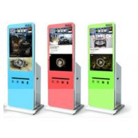 Wholesale Free Standing Self Service Kiosk / Digital Signage Kiosk Waterproof from china suppliers