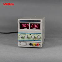 Wholesale YIHUA 602D dc regulated power supply LCD voltage and currrent display from china suppliers