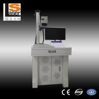 Wholesale Small Scale Pocket Fiber Laser Marking Equipment / Laser Engraving Machine For Metal from china suppliers