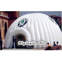 Wholesale White Outdoor Advertising Inflatable Dome Tent for Event and Business Show from china suppliers