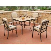 Wholesale Weatherproof Outdoor Patio Furniture Aluminum Patio Furniture Sets For Backyard from china suppliers