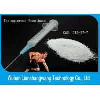 Wholesale CAS 315-37-7 Bodybuilding Supplements Testosterone Enanthate High Purity Test Powder from china suppliers
