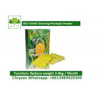 Wholesale Slimming Pineapple Tea , Fast  Reduce Weight Management Products from china suppliers