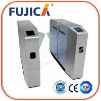 Buy cheap Waterproof Flap Barrier Safety Automatic Systems Turnstiles 40 Persons / Min from wholesalers