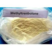 Wholesale Light Yellow Crystalline Powder 99% Purity Methyltrienolone 965-93-5  For Muscle Building from china suppliers